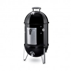 "Fumoir ""Smokey Mountain Cooker"" 37 cm noir + housse - WEBER"