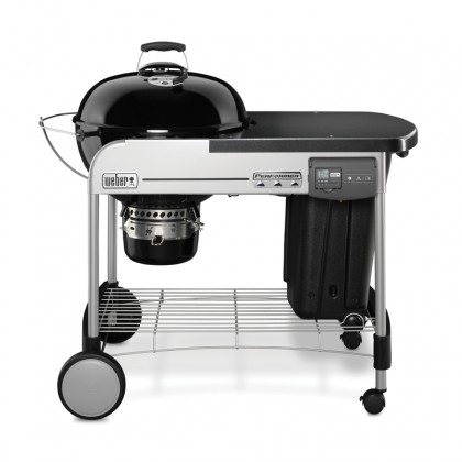 "Barbecue charbon ""Performer Deluxe GBS"" 57 cm noir - WEBER"