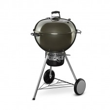 "Barbecue charbon ""Master-Touch GBS"" 57 cm gris fumé - WEBER"