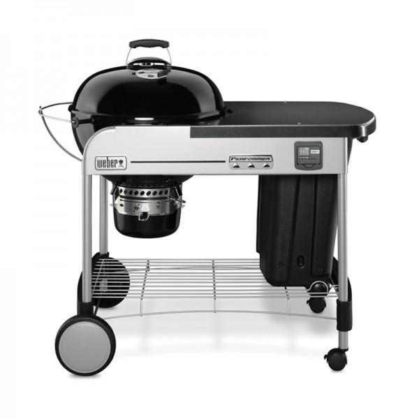 barbecue charbon performer premium - 57 cm - noir - weber