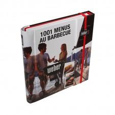 """Livre de recettes """"1001 menus au barbecue"""" - WEBER"""