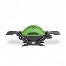"Barbecue gaz ""Q1200"" vert - WEBER"