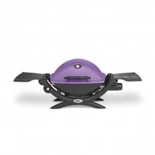"""Barbecue gaz """"Q1200"""" violet - WEBER"""