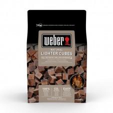 Boîte de 48 cubes allume-feux bruns - WEBER