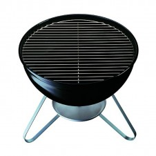 Grille de cuisson chromée pour barbecue charbon 37 cm - WEBER