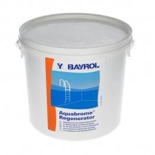 "Désinfectant ""Aquabrome Regenerator"" 5 kg - BAYROL"