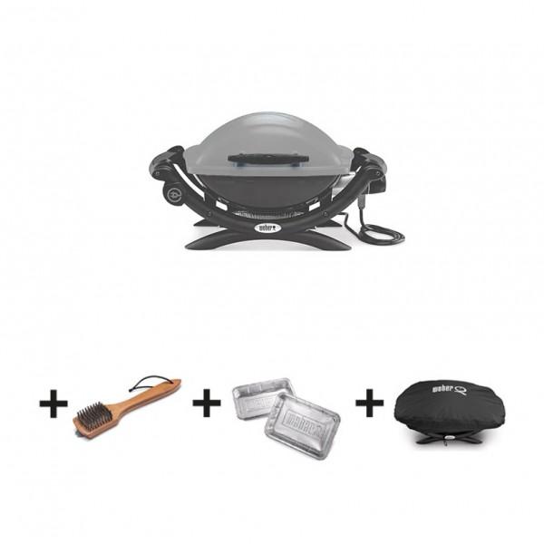 barbecue electrique avec housse
