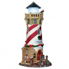 "Phare ""Snug Harbor Lighthouse"" - LEMAX"
