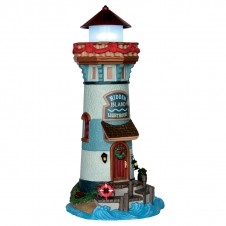 "Phare ""Hidden Island Lighthouse"" - LEMAX"