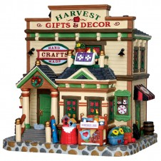 "Boutique ""Harvest Gifts & Decor"" - LEMAX"