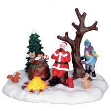 """Scène """"Santa Takes A Break"""" - LEMAX"""