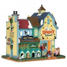 "Maison ""Rex & Spot's Doggy School"" - LEMAX"