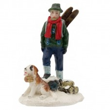 "Figurine ""Backpacker Ralf"" - LUVILLE"