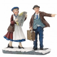 """Figurine """"Asking For Directions"""" - LUVILLE"""
