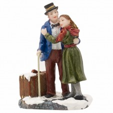 """Figurine """"Elsie And Peter Romance"""" - LUVILLE"""