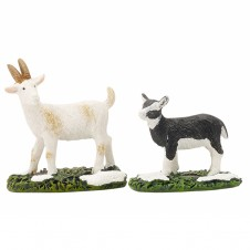 """Figurine """"Goat and Kid"""" X2 - LUVILLE"""