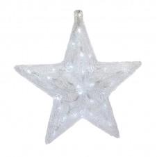 """Sujet acrylique led """"étoile"""" 50 cm - LUMINEO"""