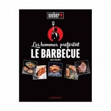 """Livre de recettes """"Les hommes préfèrent le barbecue"""" - WEBER"""