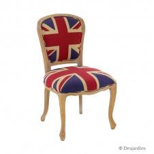 Chaise baroque anglaise - DESJARDINS