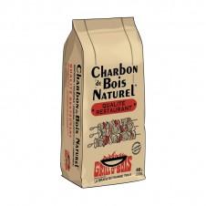 Charbon de bois - 40 litres - GRILL O'BOIS