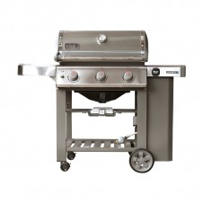 """Barbecue gaz """"Genesis II E-310 GBS"""" gris fumé - WEBER"""