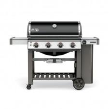 "Barbecue gaz ""Genesis II E-410 GBS"" noir - WEBER"