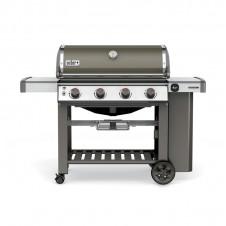 """Barbecue gaz """"Genesis II E-410 GBS"""" gris fumé - WEBER"""