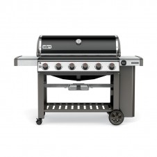"Barbecue gaz ""Genesis II E-610 GBS"" noir - WEBER"