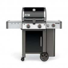 "Barbecue gaz ""Genesis II LX E-240 GBS"" noir - WEBER"