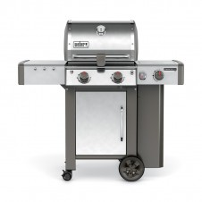 "Barbecue gaz ""Genesis II LX S-240 GBS"" inox - WEBER"