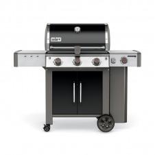 "Barbecue gaz ""Genesis II LX E-340 GBS"" noir - WEBER"