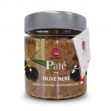 """Pâte à tartiner """"olives noires"""" - 130g - COLLITALI"""