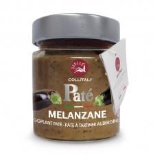 "Pâte à tartiner ""caviar d'aubergine"" - 130g - COLLITALI"