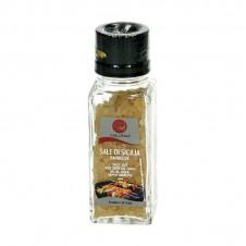 """Moulin """"sel de Sicile arôme barbecue"""" - 100 g - COLLITALI"""