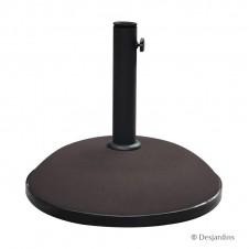 Pied de parasol ronds 35kg - DESJARDINS