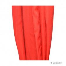 Rideau de rechange pour tonnelle - rouge x1 - DESJARDINS