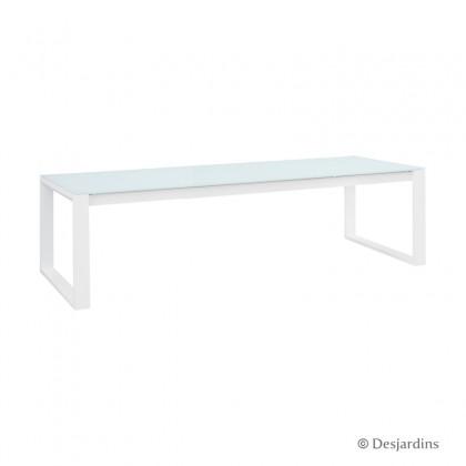 """Table """"Casablanca"""" - 200x100 - DESJARDINS"""