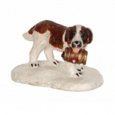 "Figurine ""St Bernard"" - LUVILLE"