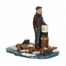 "Figurine ""Harbor ditch"" - LUVILLE"