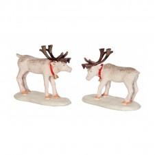 """Figurine """"Reindeer, set of 2"""" - LUVILLE"""