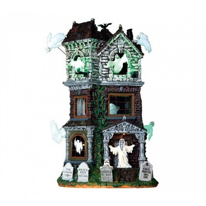 """Maison """"Ghostly Manor"""" - LEMAX"""