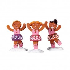 "Figurines ""Dancing Sugar Plums"" - LEMAX"