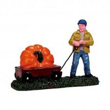 "Figurine ""Giant Pumpkin"" - LEMAX"
