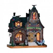 """Boutique """"Creepy Doll Shop"""" - LEMAX"""