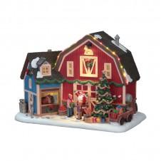 "Maison ""Christmas at the Farm"" - LEMAX"