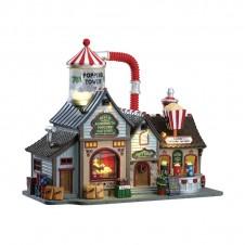 "Maison ""Bell's Gourmet Popcorn Factory"" - LEMAX"