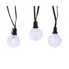 Guirlande électrique boules - 5,5 m - 12 LED - DESJARDINS