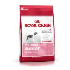 Croquettes Royal Canin pour chiot de taille moyenne - 4kg