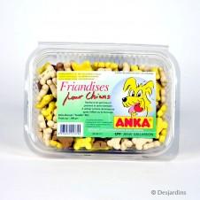 Mini-biscuits pour chien ANKA - goût vanille