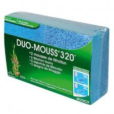 Duo mousse Zolux - 32cm